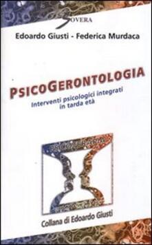 Amatigota.it Psicogerontologia. Interventi piscologici integrati in tarda età Image