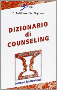 Dizionario di counseling - Colin Feltham - copertina