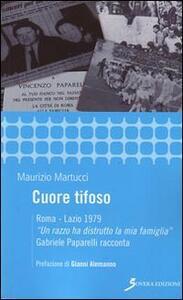 Cuore tifoso. Roma-Lazio 1979. «Un razzo ha distrutto la mia famiglia» Gabriele Paparelli racconta