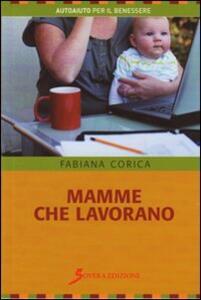 Mamme che lavorano - Fabiana Corica - copertina