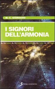 I signori dell'armonia - M. Carmela Giordano - 4