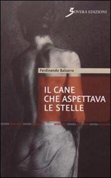 Il cane che aspettava le stelle - Ferdinando Balzarro - copertina