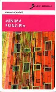 Minima principia - Riccardo Carnielli - copertina