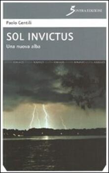 Sol invictus - Paolo Gentili - copertina