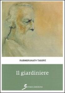 Il giardiniere - Rabindranath Tagore - copertina