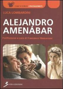 Alejandro Amenabar - Luca Lombardini - copertina