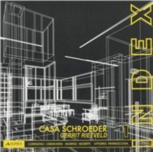Casa Schroeder. Gerrit Rietveld - copertina