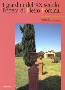 Ristorantezintonio.it I giardini del XX secolo: l'opera di Pietro Porcinai Image