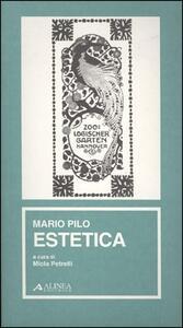 Mario Pilo. Estetica