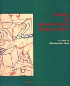 Lezioni di architettura bioclimatica - copertina