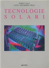 Tecnologie solari