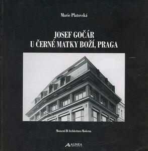 Josef Gocar u cerné matky bozi, Praga - Marie Platovska - copertina