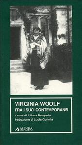 Virginia Woolf fra i suoi contemporanei - copertina