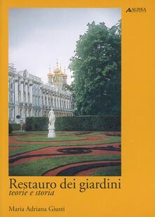 Listadelpopolo.it Restauro dei giardini. Teorie e storia Image