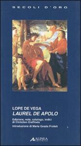 Laurel del Apolo (El) - Lope de Vega - copertina