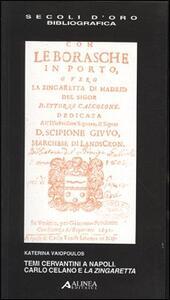 Temi cervantini a Napoli. Carlo Celano e la zingaretta - Katerina Vaiopoulos - copertina