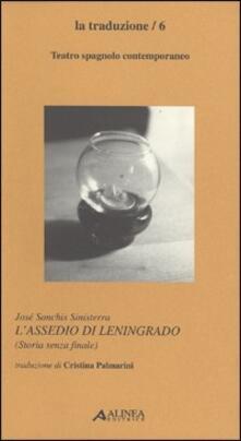 Ipabsantonioabatetrino.it Assedio di Leningrado (storia senza finale). Testo spagnolo a fronte Image