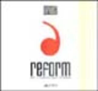 Reform per l'innovazione formale - copertina
