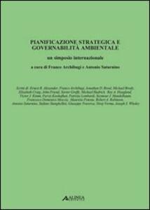 Pianificazione strategica e governabilità ambientale - Franco Archibugi - copertina