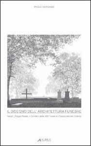 Disegno dell'architettura funebre. Architettura funebre a Napoli
