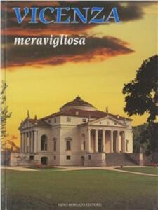 Vicenza meravigliosa - Vittoria Rossi - copertina