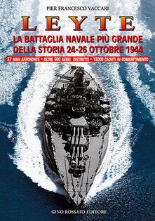 Fondazionesergioperlamusica.it Leyte. La battaglia navale più grande della storia. 24-26 ottobre 1944 Image