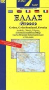 Grecia 1:700.000