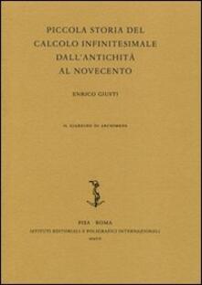 Piccola storia del calcolo infinitesimale dallantichità al Novecento.pdf