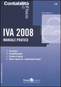 IVA 2008. Manuale pratico