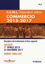 CCNL dipendenti settore commercio 2015-2017