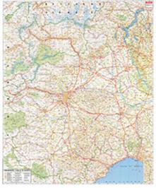 Stradale Cartina Geografica Toscana.Piemonte Carta Geografica Stradale Libro Edizioni Cart Milanesi Ibs