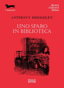 Filippodegasperi.it Uno sparo in biblioteca Image