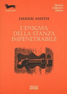 L' enigma della stanza impenetrabile - Derek Smith - copertina