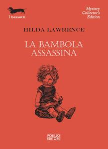 La bambola assassina - Hilda Lawrence - copertina
