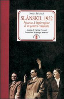 Winniearcher.com Slànskij, 1952 Image