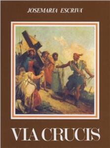 Libro Via crucis Josemaría Escrivá de Balaguer