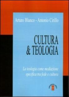 Milanospringparade.it Cultura & teologia. La teologia come mediazione specifica tra fede e cultura Image