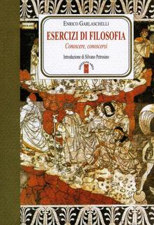 Esercizi di filosofia. Conoscere, conoscersi.pdf