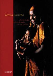 Libro Teresa Carreño. Colori di madre