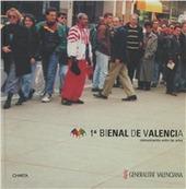 Primera Bienal de Valencia. Comunicacion entre las artes