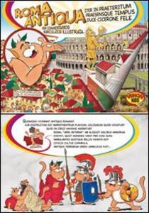 Roma antica a fumetti. Ediz. latina