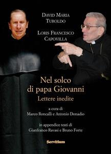 Nel solco di papa Giovanni. Lettere inedite