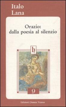 Winniearcher.com Orazio: dalla poesia al silenzio Image