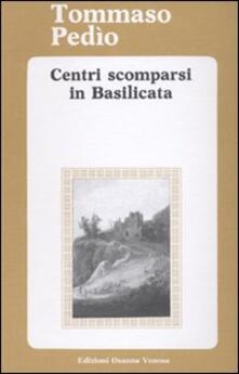Daddyswing.es Centri scomparsi in Basilicata Image