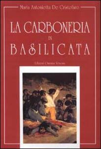 La carboneria in Basilicata