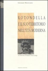 Rotondella e il suo territorio nell'età moderna