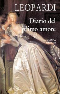Diario del primo amore