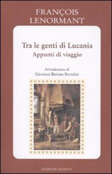 Voluntariadobaleares2014.es Tra le genti di Lucania. Appunti di viaggio Image
