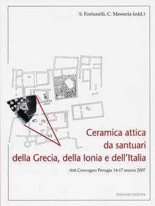 Ceramica attica da santuari della Grecia, della Ionia e dell'Italia