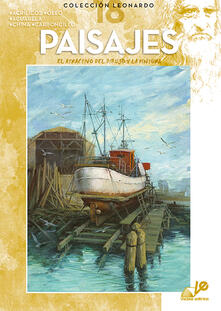 Paisajes - copertina